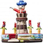 Klimtoren Piraat 6m hoog Huren?
