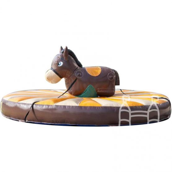 Trekrodeo Paard huren