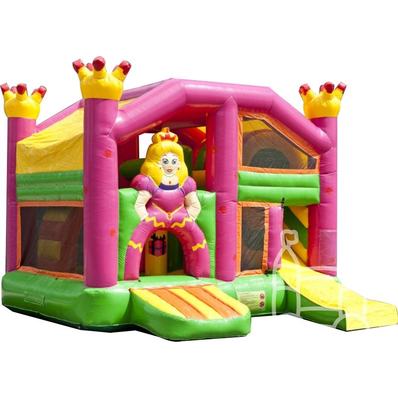 Speelkussen Prinses overdekt 5x6m huren